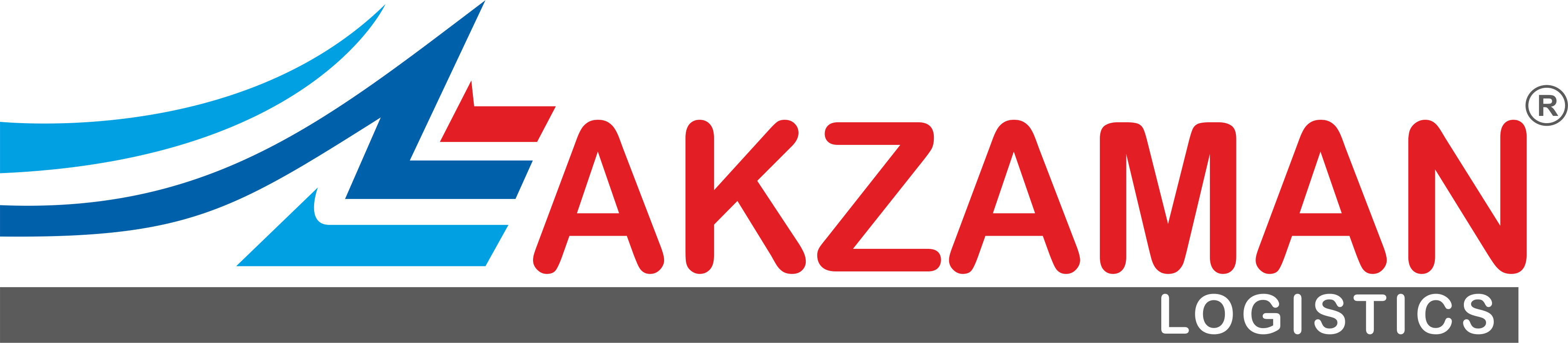 Akzaman Logistics designed by ysfg